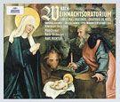 """Copertina dell'album """"Bach: Weihnachtsoratorium (Christmas Oratorio)"""""""
